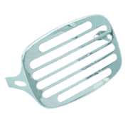 TC-Choppers taillight slotted grill for late style