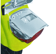TC-Choppers Chrome taillight visor (OEM 68006-83T)