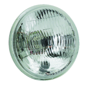 headlight Chrome Springer style late model Unit only, EU approved