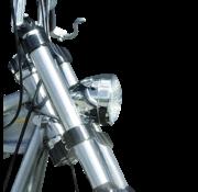 TC-Choppers koplamp 3 1/2 inch ondermontage