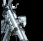 Harley Davidson Scheinwerfer 3 1/2 Zoll Bodenhalterung