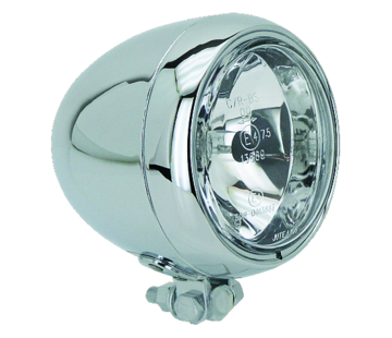 TC-Choppers koplamp torpedo stijl halogeen