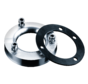 Harley Davidson Adapter für CV-Luftfilter an Mikuni HSR Vergaser