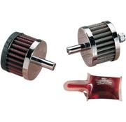 K&N filtre de ventilation de 1/2 pouce
