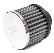 K&N Filtro de ventilación 1.25 pulgadas