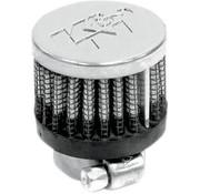 K&N filtre de ventilation 9/16 pouces