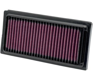 K&N High flow air filter XR1200