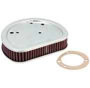 K&N air cleaner replacement air filter FLSTSB