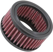 K&N High flow air filter 4 inch