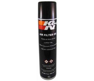 K&N air filter oil 408ML/14.36 FLOZ