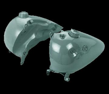 TC-Choppers benzinetank 3,5 gallon hand shift