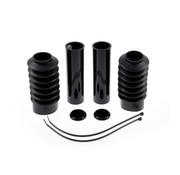 CULTWERK voorvork bobberbeschermers zwart set Geschikt voor:> 10-15 XL1200X Forty Eight