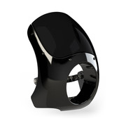 BURLY Classic Cafe fairing ABS Fits: > For most bikes with 5 3/4 headlamp