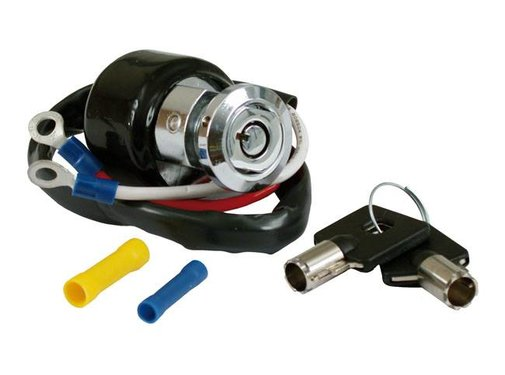 MCS ignition Switch round
