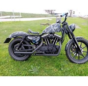 Harley Davidson Sportster 1200 Camo Fits: > all Bikers