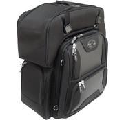 Saddlemen FTB3600 Sport Sissy Bar en Combo Bag