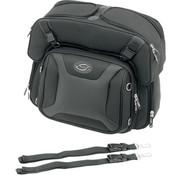 Saddlemen CD3600 Sissybar Bag mit Rolltasche - Kopie - Copy