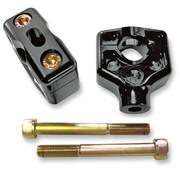 Joker Machine Lenker Riser Dual 2 Zoll (50 mm) - Schwarz oder Chrom