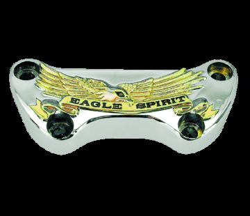 TC-Choppers handlebars clamp eagle spirit