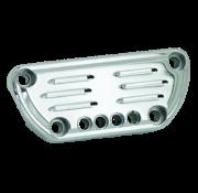 TC-Choppers Billet aluminium met uitsparing voor de beugel en gaten voor controlelampjes