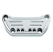 TC-Choppers handlebars clamps with control light holes
