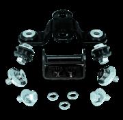 TC-Choppers gastank montage hardware kit voor een stuk Softail