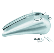 TC-Choppers gas tank one piece 2 inch stretched Fits 1991 - 2005 Dyna.