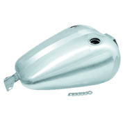 TC-Choppers gas tank quick bob style smooth top