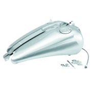 TC-Choppers benzinetank uit één stuk 2 inch uitgerekt met dashboardbevestiging Past op:> FXR