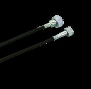 Zodiac speedo kabels transmissie aangedreven - zwart vinyl