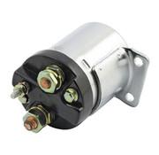 Standard Motorcycle Products Anlassermagnet Chrom oder Zink Passend für:> 67-80 XL; 65-88 FL, FX, Softail