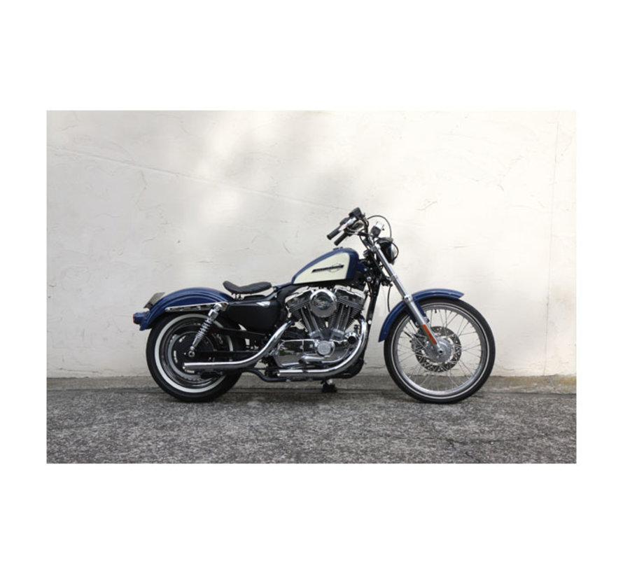 Harley Davidson spatbord achter iron style 04-20 XL Sportster