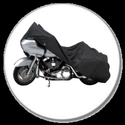 Harley Davidson Motorbescherming