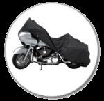 Beschermhoezen voor motorfietsen