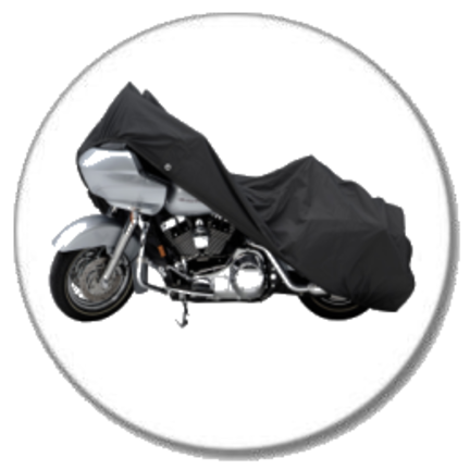 Harley Davidson Motorcycle protection covers