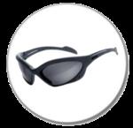 Biker-Sonnenbrillen