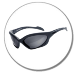 Biker zonnebril