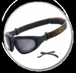 Helm bril