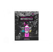 Muc-Off Maak de Protect and Lube Kit schoon