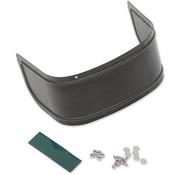 Drag Specialities Plated Steel Front Fender Skirt black or chrome  fits 14‐20 FLHT/FLHR/FLHTCUTG