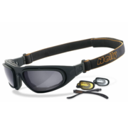 Helly Goggle Zonnebril eagle Transitions - Smoke Past op:> alle Bikers