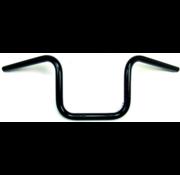 "Vandema products 1 ""Stuur half ape one 9 inch (22cm), zwart of chroom"