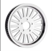 RevTech Rad hinten 20mm Riemenscheibe Nitro 18 Passend für: 07-17 FLSTF / FXST mit 200 Reifen, 08-11 FXCW / C.