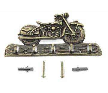 Wyatt Gatling Accessoires sleutelhouder bronz