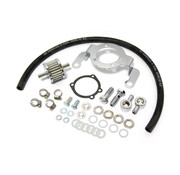 TC-Choppers Carburateur Aircleaner adapter ontluchter