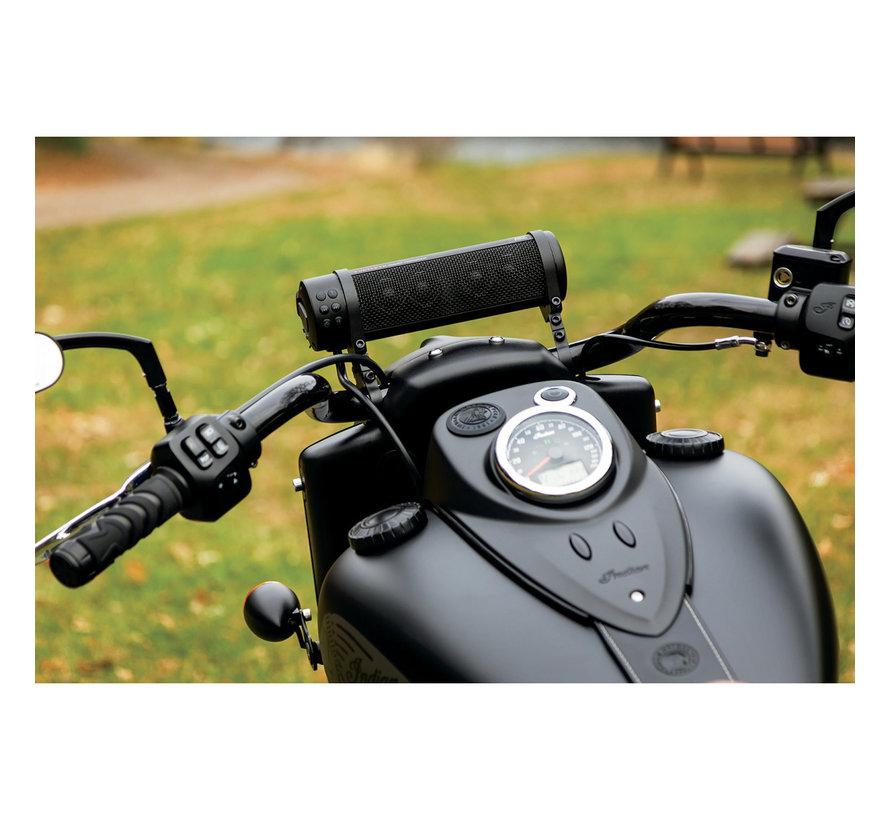 Kuryakyn Road Thunder® Sound Bar Plus van MTX® zwart of Chroom Past op:> Universeel