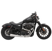 Bassani Road Rage III 2:1 Stainless Steel Exhaust System Fits: > 86-03 XL Sportster