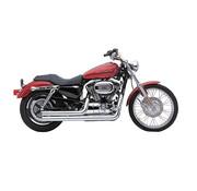 Cobra peedster Short 2 in 2 Full Exhaust; Past op:> Sportster XL 07-13