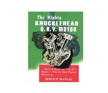 Wyatt Gatling Factory Service Manual for 1940-1947 Knucklehead