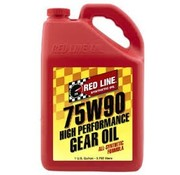 Red Line Synthetic oil Transmisión de aceite Gear Sportster XL (4 litros)